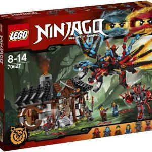 LEGO NINJAGO 70627 Lohikäärmepaja