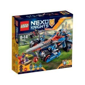 LEGO Nexo Knights Clayn jyrinämiekka