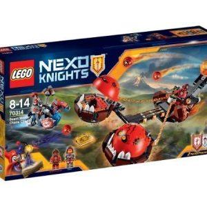 LEGO Nexo Knights Petojen Herran kaaosvaunut