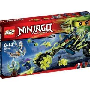 LEGO Ninjago Ketjuväijytys
