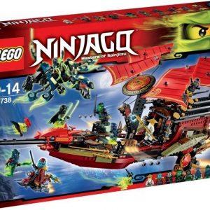 LEGO Ninjago Kohtalon aluksen viimeinen lento