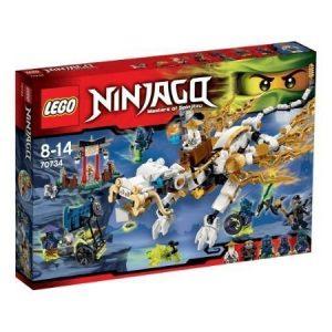 LEGO Ninjago Mestari Wu lohikäärme