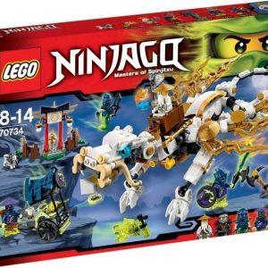 LEGO Ninjago Mestari Wu -lohikäärme