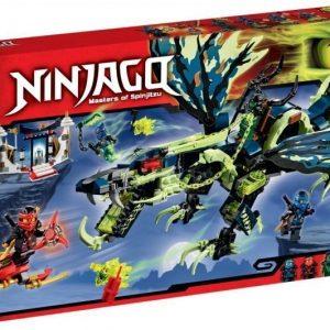 LEGO Ninjago Moro-lohikäärmeen hyökkäys