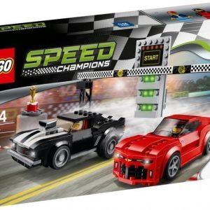 LEGO Speed Champions 75874 Chevrolet Camaro -kiihdytysauto