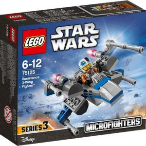 LEGO Star Wars 75125 Microfighter Hero Starfight