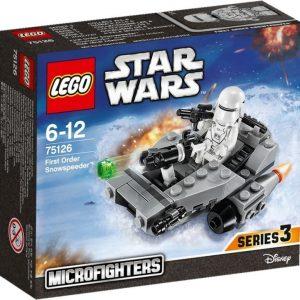 LEGO Star Wars 75126 Microfighter Villain craft
