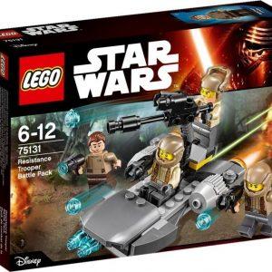 LEGO Star Wars 75131 Resistance Battle Pack