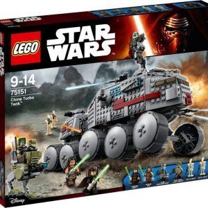 LEGO Star Wars 75151 Kloonien turbotankki