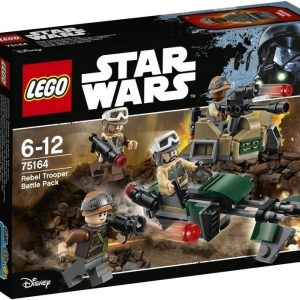 LEGO Star Wars 75164 Kapinallisten sotilas -taistelupaketti