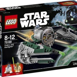 LEGO Star Wars 75168 Yodan jeditähtihävittäjä