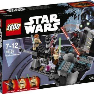 LEGO Star Wars 75169 Kaksintaistelu Naboolla