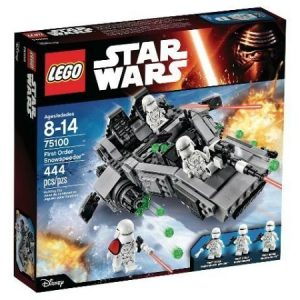 LEGO Star Wars First Order Snowspeeder