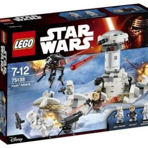 LEGO Star Wars Hoth Attack