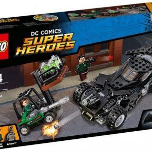 LEGO Super Heroes 76045 Kryptoniittisieppaus