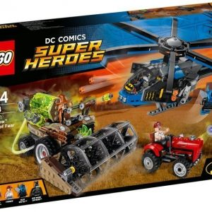 LEGO Super Heroes 76054 Batman: Linnunpelättimen kauhusato