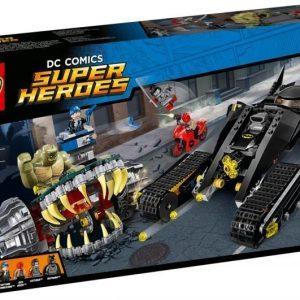 LEGO Super Heroes 76055 Batman: Tappajakrokon viemäri-isku