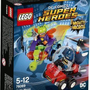 LEGO Super Heroes 76069 Mighty Micros: Batman vs. Tappajakoi