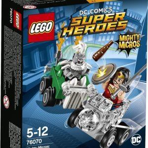 LEGO Super Heroes 76070 Mighty Micros: Ihmenainen vs. Tuomiopäivä