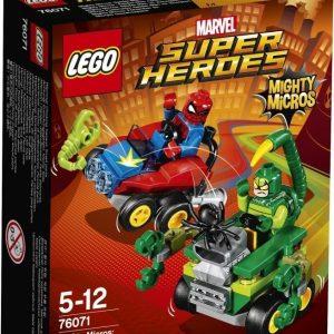 LEGO Super Heroes 76071 Mighty Micros: Spider-Man vs. Skorpioni