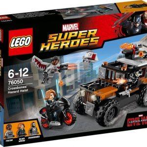LEGO Super Heroes Kallon vaarallinen ryöstö