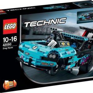 LEGO Technic 42050 Kiihdytysauto