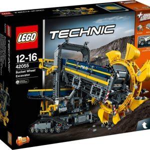 LEGO Technic 42055 Pyöräkauhakaivinkone