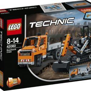 LEGO Technic 42060 Tietyökoneet
