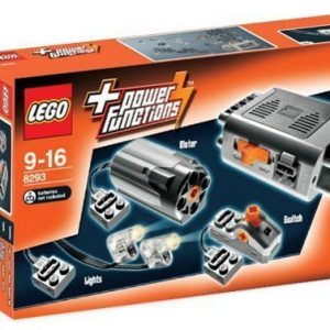 LEGO Technic 8293 Power Functions -moottorisetti