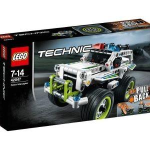 LEGO Technic Poliisiauto