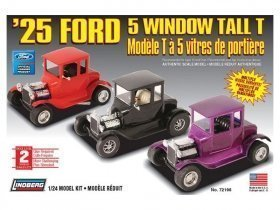 LINDBERG 25 Ford T 5 Window Tall