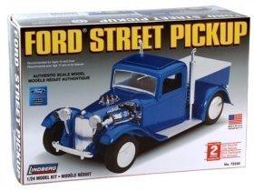 LINDBERG 32 Ford Street Pickup 1/24