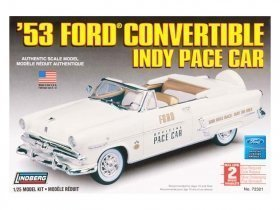 LINDBERG 53 Ford Indy Pace Car 1/25