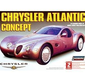 LINDBERG Chrysler Atlantic Concept