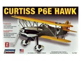 LINDBERG Curtiss P6E Hawk 1/48