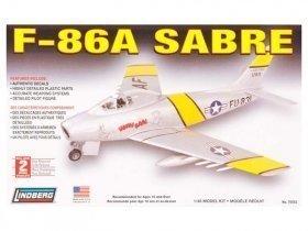 LINDBERG F-86A Sabre 1/48