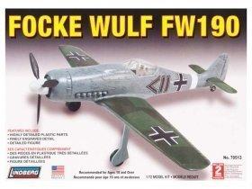 LINDBERG Focke Wulf FW190 1/72