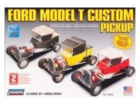 LINDBERG Ford Model T Costum Pickup