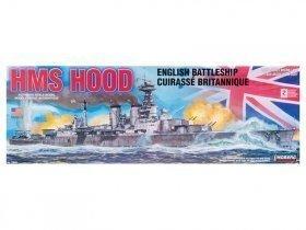 LINDBERG HMS Hood 1/400