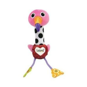 Lamaze Cheery Chirpers Flamingo