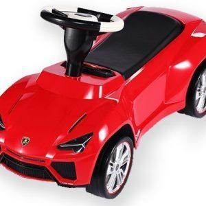 Lamborghini Urus Potkutteluauto Punainen