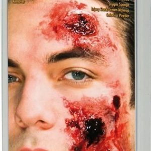 """Latex Wound """"Capped"""""""