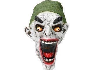 Latex mask big mouth