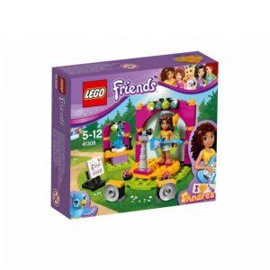Lego Andrean Musiikkiesitys 41309