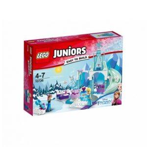 Lego Anna & Elsa's Frozen Playground 10736