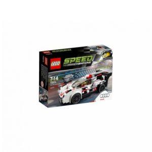 Lego Audi R18 E Tron Quattro 75872