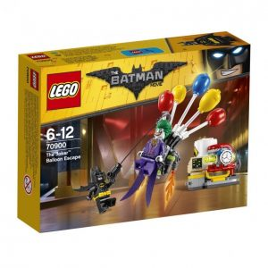 Lego Batman 70900 Jokerin Ilmapallopako