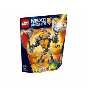 Lego Battle Suit Axl
