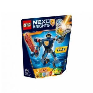 Lego Battle Suit Clay 70362