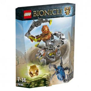 Lego Bionicle 70785 Pohatu Kivien Herra
